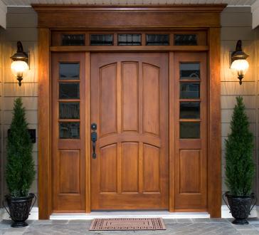 Refinishing Interior Wood Doors Intercasher Info