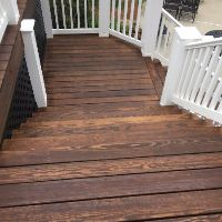 Deck Staining Grayson, GA